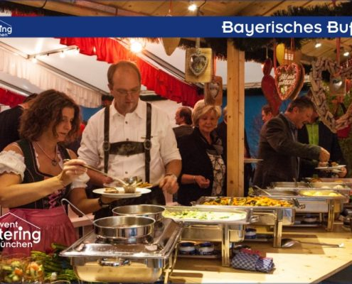 Bayerisches Buffet Catering Oberbayern
