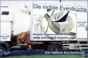 Eröffnungsfeier im Zelt Zeltverleh Oberbayern