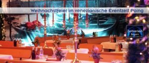 AVNET Weihnachtsfeier Poing Zeltverleih Ebersberg Poing