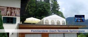 Zelte von Zeltverleih Oberbayern und Miesbach