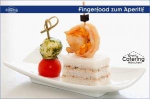 Fingerfood zum Aperitif Catering Oberbayern