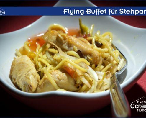Flying Buffet asiatisch von Catering Oberbayern